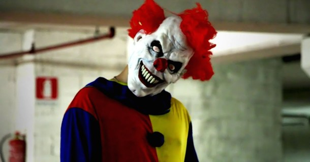 This Terrifying Clown Prank Will Make You Laugh Until You Cry